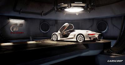Citroen GT Playstation Gran Turismo 5