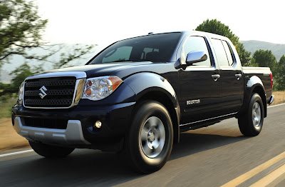 2009 Equator Pickup Truck