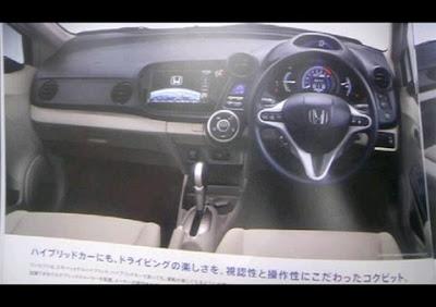 2009 Honda Insight Hybrid Sedan
