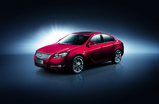 2009 Buick Regal China