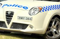Alfa Romeo MiTo Police 1 Aussie Cops get Alfa Romeo MiTo Police Car Photos