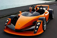 Hulme CanAm 9 New Zealands Hulme CanAm Supercar Opens for Orders Photos