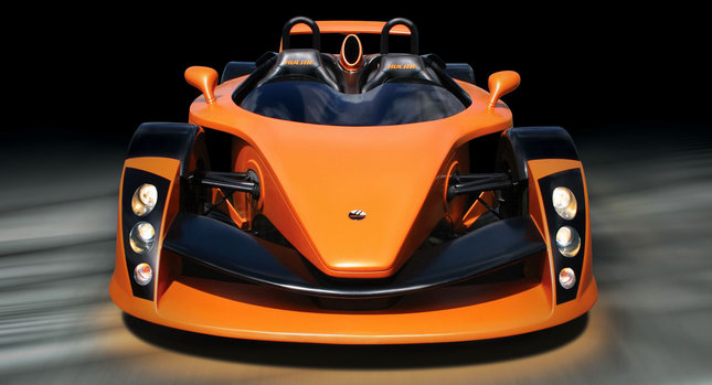 Hulme CanAm 0 New Zealands Hulme CanAm Supercar Opens for Orders Photos
