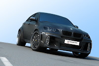 BMW X6 Interceptor 2 Russias Met R Creates the BMW X6 Interceptor Photos