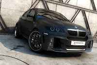 BMW X6 Interceptor 7 Russias Met R Creates the BMW X6 Interceptor Photos
