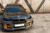 BMW X6 Interceptor 12 Russias Met R Creates the BMW X6 Interceptor Photos