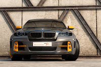 BMW X6 Interceptor 13 Russias Met R Creates the BMW X6 Interceptor Photos
