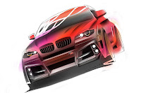 BMW X6 Interceptor 21 Russias Met R Creates the BMW X6 Interceptor Photos