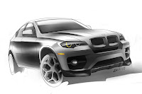 BMW X6 Interceptor 23 Russias Met R Creates the BMW X6 Interceptor Photos