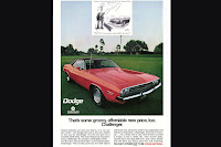 1971+Dodge+Challenger+Ad Dodge Challenger 40 Years in Pictures Photos