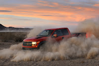 Ford F 150 Raptor SVT 35 Ford Receives Over 3,000 Orders for 411HP F 150 Raptor 6.2 Photos