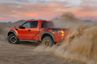 Ford F 150 Raptor SVT 36 Ford Receives Over 3,000 Orders for 411HP F 150 Raptor 6.2 Photos