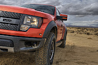 Ford F 150 Raptor SVT 9 Ford Receives Over 3,000 Orders for 411HP F 150 Raptor 6.2 Photos