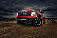 Ford F 150 Raptor SVT 18 Ford Receives Over 3,000 Orders for 411HP F 150 Raptor 6.2 Photos