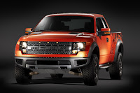 Ford F 150 Raptor SVT 25 Ford Receives Over 3,000 Orders for 411HP F 150 Raptor 6.2 Photos