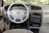 Ford Windstar Minivan 2 Ford Windstar Axles Breaking NHTSA Investigates photos