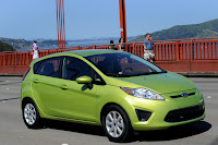2011 Ford Fiesta 10 New Ford Fiesta Rated at 40mpg Highway and 29mpg City See How it Compares with its Rivals Photos