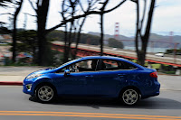 2011 Ford Fiesta 8 New Ford Fiesta Rated at 40mpg Highway and 29mpg City See How it Compares with its Rivals Photos