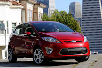 2011 Ford Fiesta 11 New Ford Fiesta Rated at 40mpg Highway and 29mpg City See How it Compares with its Rivals Photos