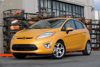 2011 Ford Fiesta 16 New Ford Fiesta Rated at 40mpg Highway and 29mpg City See How it Compares with its Rivals Photos