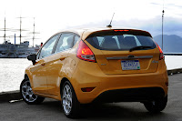 2011 Ford Fiesta 17 New Ford Fiesta Rated at 40mpg Highway and 29mpg City See How it Compares with its Rivals Photos