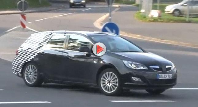 new Opel / Vauxhall Astra