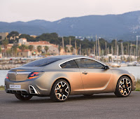 Opel GTC Concept 003 New Opel Calibra Coupe Rumored for 2013 Buick Version Could Follow Photos