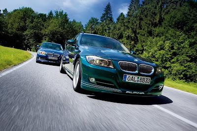 New BMW Alpina B3 S Bi-Turbo with 400 Ponies