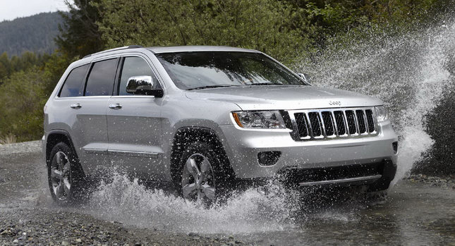 2011 Jeep Grand Cherokee 001 Jeep Releases New Photos and Video of 2011 Grand Cherokee Photos Videos