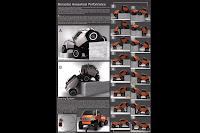 Mercedes Benz Hexawheel Concept 12 Mercedes Benz Hexawheel Concept Study Photos