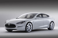 Tesla Model S 4 Tesla Partners Up with Toyota to Develop EVs Acquires NUMMI Plant Photos