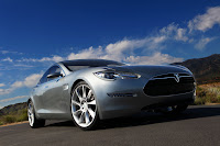 Tesla Model S 12 Tesla Partners Up with Toyota to Develop EVs Acquires NUMMI Plant Photos