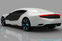 Audi A9 concept 4 Audi A9 Hybrid Sports Sedan Concept by Daniel Garcia Photos