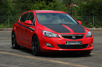 Opel Astra i1600 Irmscher 1 Irmscher Opel Astra i1600 with Upgraded 200HP 1.6 liter Turbo photos