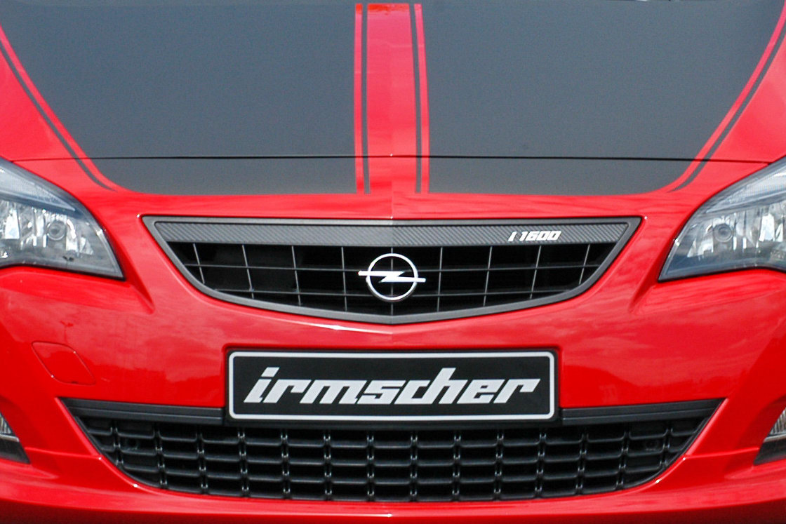 Irmscher Opel Astra I1600 With Upgraded 200hp 1 6 Liter