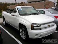 Chevrolet Trailblazer Convertible 2 Topless Chevrolet Trailblazer for Sale Photos