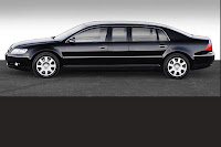 VW Phaeton Limousine Xenatec Shows Off its Dream Cars Bentley SUV BMW 6 Series Sedan and More Photos