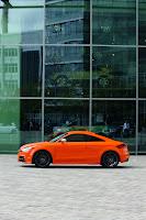 2011 Audi TTS 5 New Photos of Facelift Model Photos