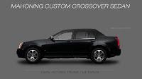 Mahoning Cadillac SRX Sedan 1 Cadillac SRX Crossover Sedan by Mahoning Redefines Elegance Photos