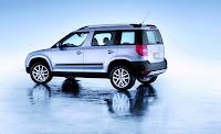 Skoda Yeti SUV 11 Skodas Yeti Compact SUV with 4x4 finally revealed