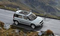 Skoda Yeti SUV 13 Skodas Yeti Compact SUV with 4x4 finally revealed