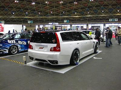Nissan GT R Wagon 3
