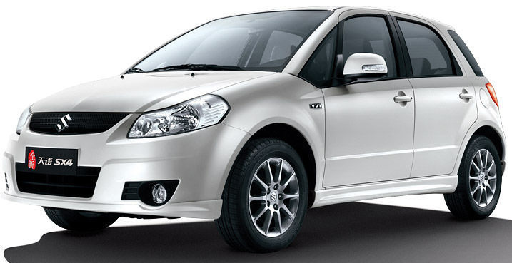 New Cars Design  2010 Suzuki SX4 History