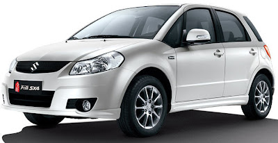 2010 Suzuki SX4 7 2010 Suzuki SX4 and SX4 Sedan Facelift Revealed in China