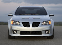 PontiacG8 GXP My Two Dents on GMs Platform Portfolio Photos