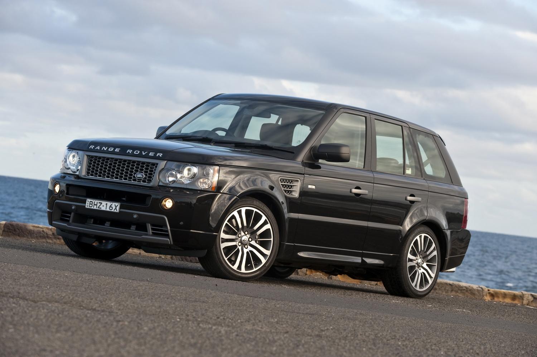 Range Rover Sport Stormer 3 Land Rover Offers Aussies Stormer Kit for Range Rover Sport