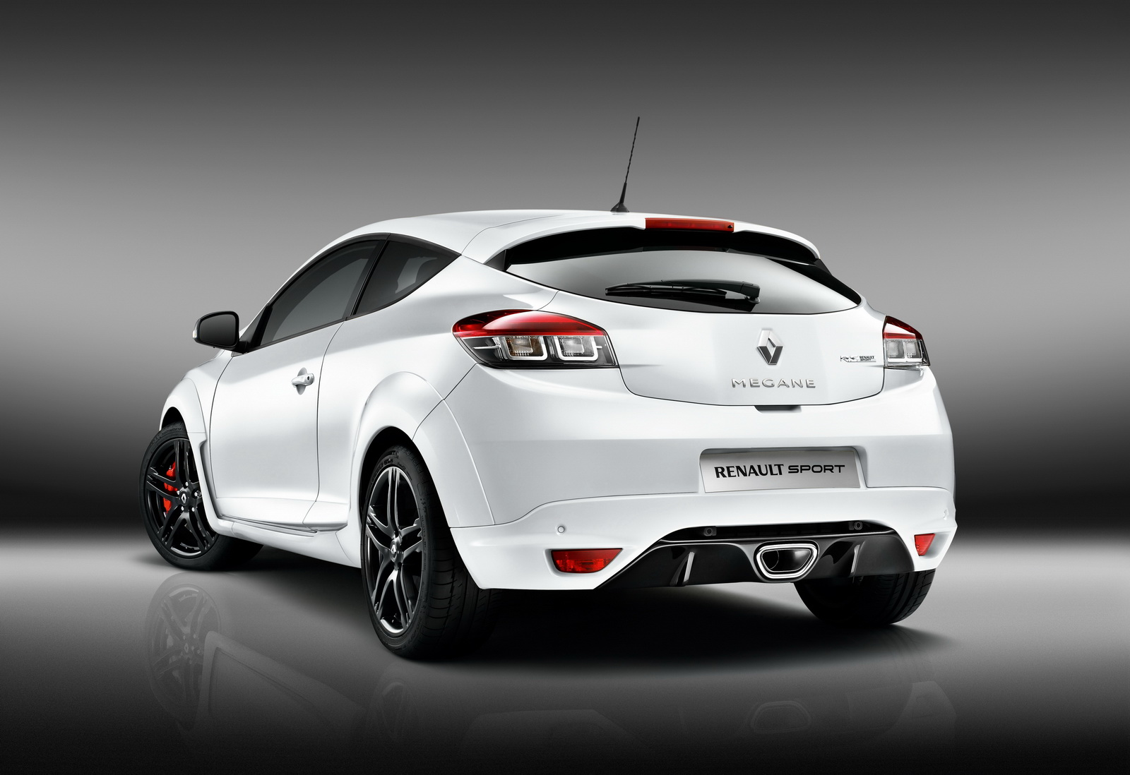 Megane RS 250: New Photos of