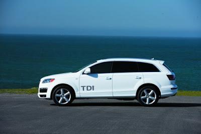 Audi Q7 TDI 9 Audi puts a price tag on U.S. market 2009 Q7 TDI Diesel Photos