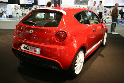 Alfa Romeo MiTo Veloce 5 Alfa Romeo MiTo Veloce Sub GTA model with 180HP Debuts at AutoRAI Photos