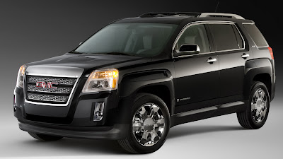 2010 Gmc Terrain Suv With Brawny Looks And New 2 4l Engine
